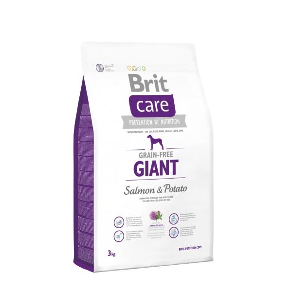 τροφη σκυλων brit care giant grain free
