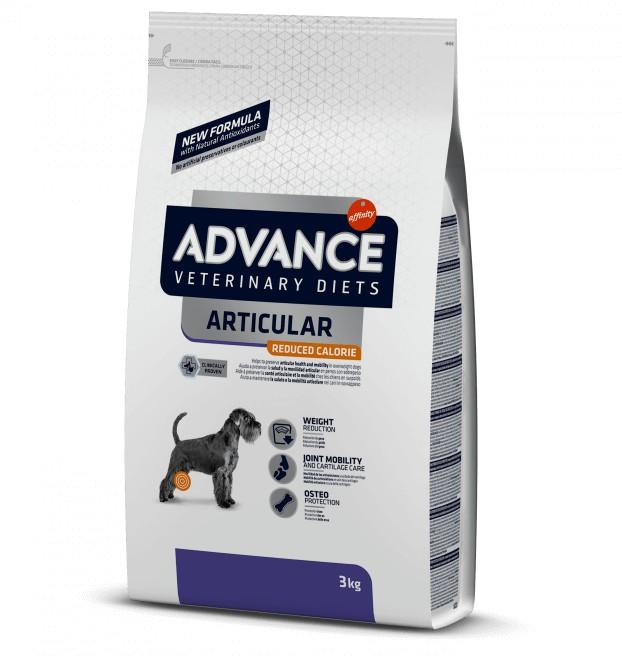 advance articular care κλινικη διαιτα ειδικη τροφη σκυλων με οστεοαρθριτιδα
