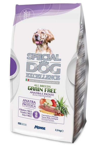 τροφη σκυλων monge obesity grain free