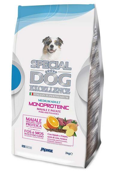 monge τροφη σκυλου monoproteinic μονοπρωτεινικη