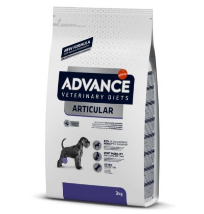 advance articular care κλινικη διαιτα σκυλων με οστεοαρθριτιδα