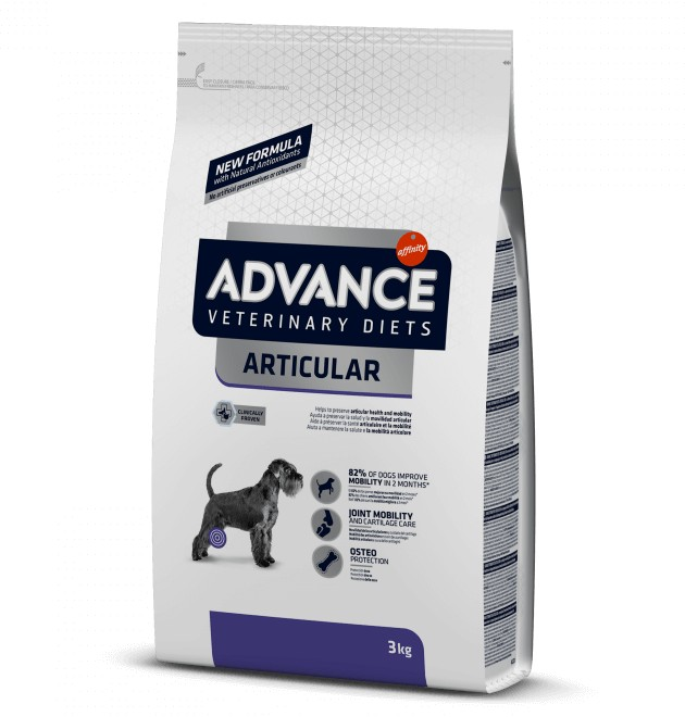 advance articular care κλινικη διαιτα σκυλων με οστεοαρθριτιδα