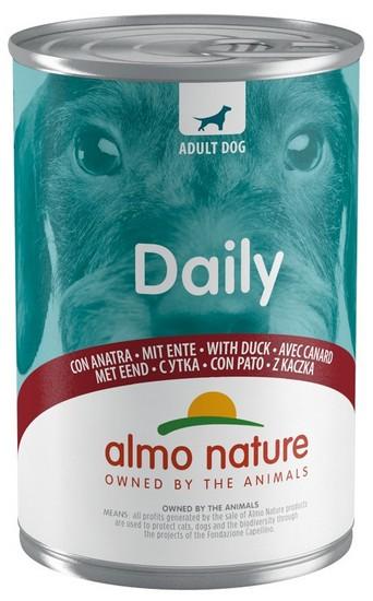 Κονσερβα σκυλων Almo Nature με κοτοπουλο Daily