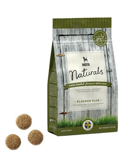 Bozita Naturals τροφη flavour Plus για εκλεκτικους σκυλους