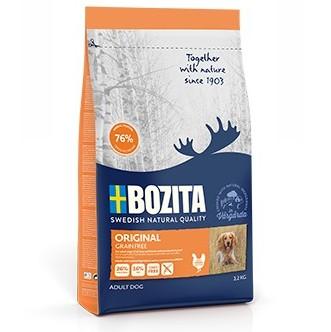 Η Bozita Original Grain Free τροφη για σκυλους με κανονικο επιπεδο δραστηριοτητας