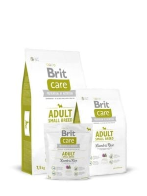 brit care dog food review