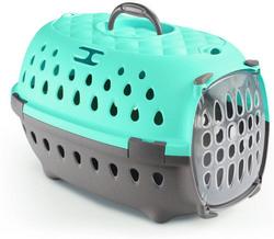 για γατα πλαστικα κλουβια μεταφορας για σκυλο Trixie Travel Chic