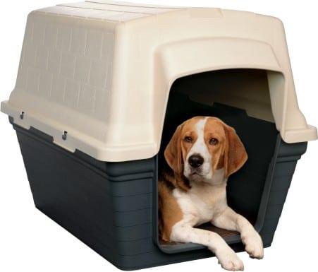 πλαστικο σπιτι σκυλων everest