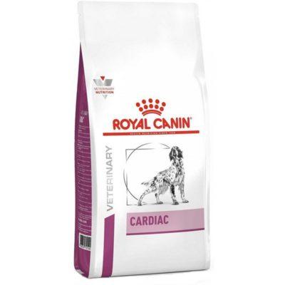 τροφη κλινικη διαιτα σκυλων Royal Canin Cardiac που πάσχουν από χρονια καρδιακη ανεπαρκεια