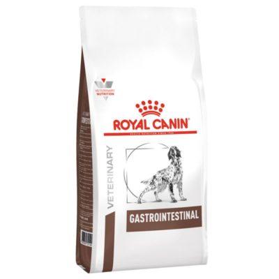 κλινική δίαιτα σκυλου GastroIntestinal Royal Canin για διαρροια, γαστριτιδα, κολιτιδα