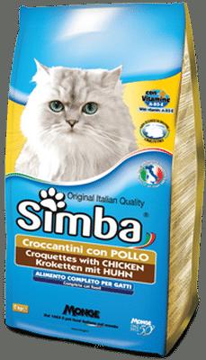 τροφη για γατα monge simba