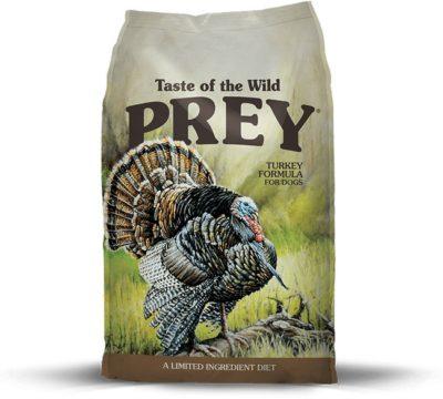ΗTaste of the Wild Prey Turkey ξηρα τροφη για σκυλους με γαλοπουλα