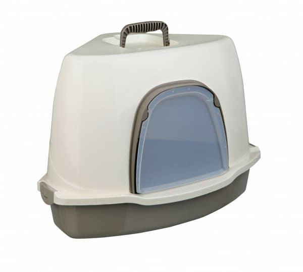 trixie alvaro γωνιακη τουαλετα για γατα
