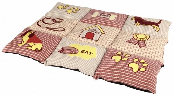 trixie patchwork blanket στρωμα σκυλων