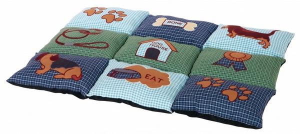 Trixie κουβερτα για σκυλους στρωμα patchwork