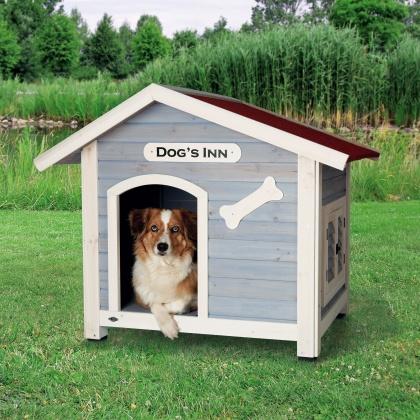 ξυλινο σπιτι σκυλων trixie