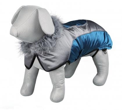 trixie auron αδιαβροχο παλτο ρουχο για σκυλους