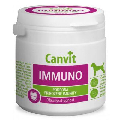 συμπληρωμα διατροφης σκυλων βιταμινες για ενισχυση ανοσοποιητικου Canvit Immuno