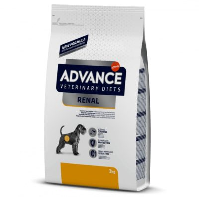 advance renal κλινικη διαιτα τροφη σκυλων με νεφρικη ανεπαρκεια