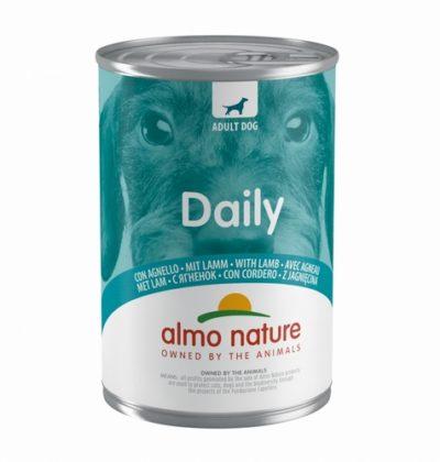 ΗAlmo Nature κονσερβα σκυλων Daily με αρνι