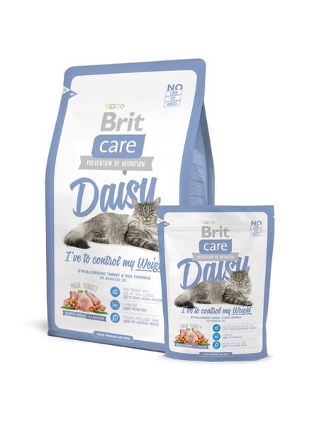 Brit Care Control weight superpremium υποαλλεργικη τροφη για γατα μειωση βαρους