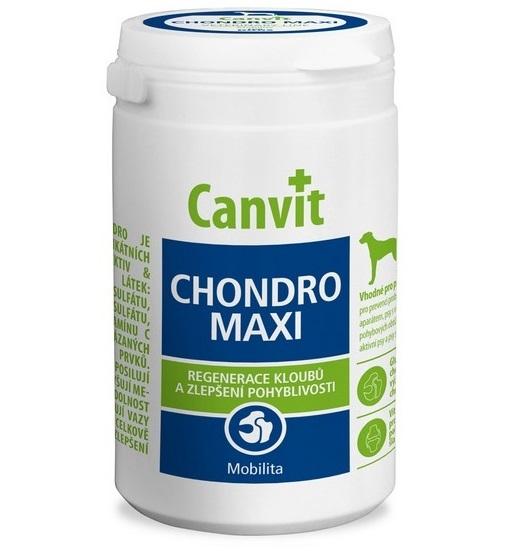 Canvit Chondro Maxi συμπληρωμα διατροφης σκυλου για αρθρωσεις βιταμινες για οστεοαρθριτιδα