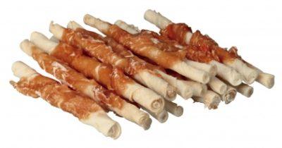 Stick στικ σκυλων κοκκαλα με κοτοπουλο Trixie Denta Fun chewing rolls