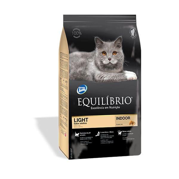 equilibrio light τροφη γατας για μειωση βαρους