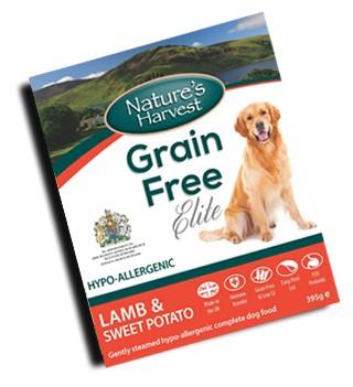 natures harvest κονσερβα σκυλου grain free