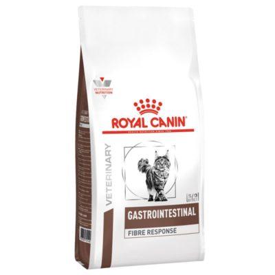 Royal Canin Fibre Gastro Intestinal τροφη κλινικη διαιτα για γατα με οξεία - χρονια δυσκοιλιοτητα