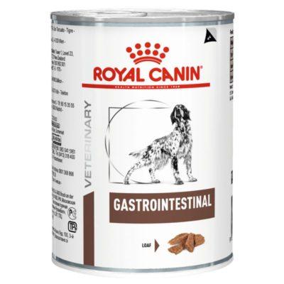 κλινικη διαιτα Royal Canin Gastro Intestinal κονσερβα σκυλου με γαστρεντερολογικα προβληματα
