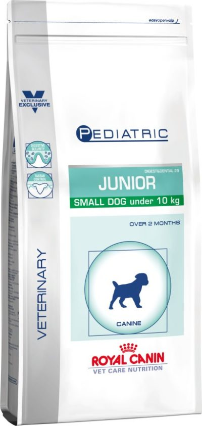 Royal Canin Junior Small τροφη νεαρων σκυλων