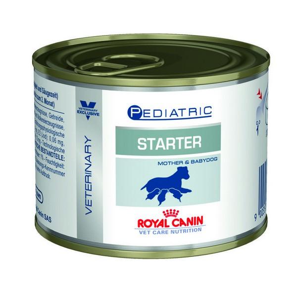 κονσερβα Royal Canin Starter wet τροφη για νεογεννητα κουταβια