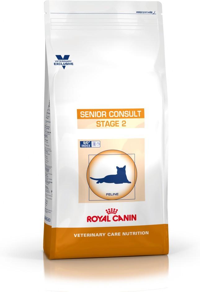 royal canin senior consult stege 2 τροφη ηλικιωμενης γατας