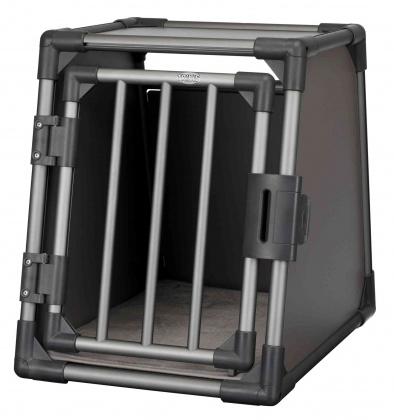Trixie κλουβια για σκυλους αλουμινιου για μεταφορα στο αυτοκινητο Transport Box