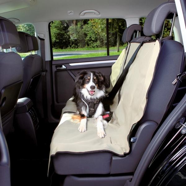trixie καλυμμα αυτοκινητου για σκυλο για πισω καθισματα