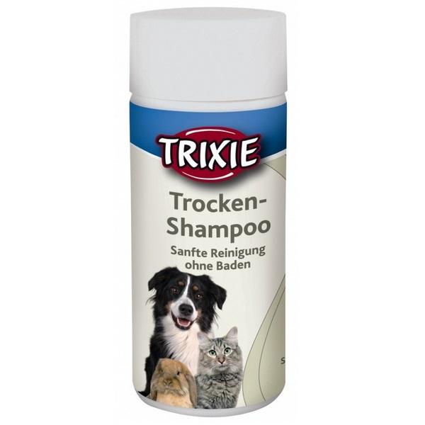 trixie dry shampoo σαμπουαν σκυλων στεγνου καθαρισμου ταλκ