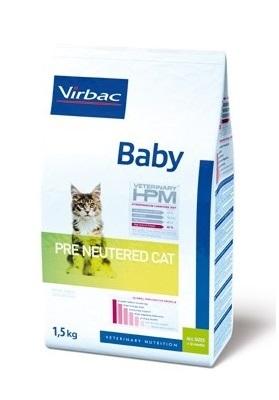 Virbac Baby Pre Neutered τροφη για γατακια