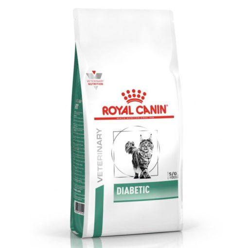 τροφη γατας Royal Canin Diabetic κλινικη διαιτα σακχαρωδη διαβητη
