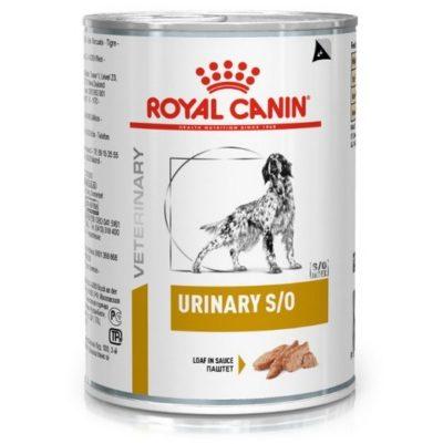 royal canin urinary κονσερβες κλινικη διαιτα σκυλου για ουροποιητικα προβληματα