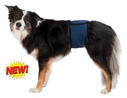 πανα ρουχο για την ακρατεια αρσενικων σκυλων Trixie Belly Bands