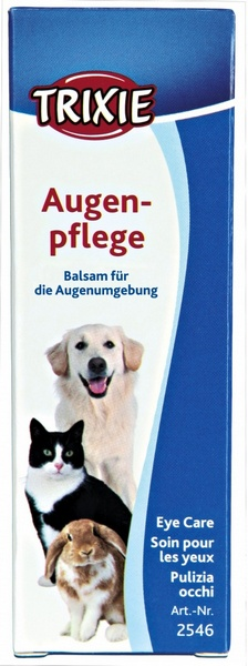 trixie eye care καθαριστικο σκυλου γατας για τα ματια για εσωτερικη χρηση