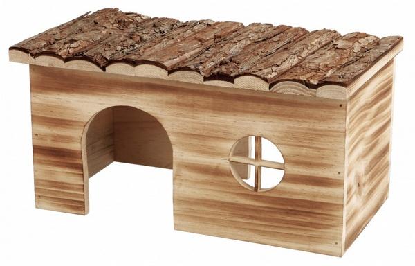 trixie grete ξυλινο σπιτι για τρωκτικα