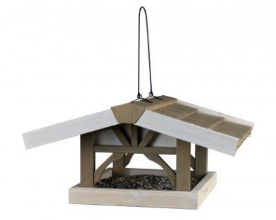 κρεμαστη ξυλινη ταιστρα πουλιων Trixie Natura