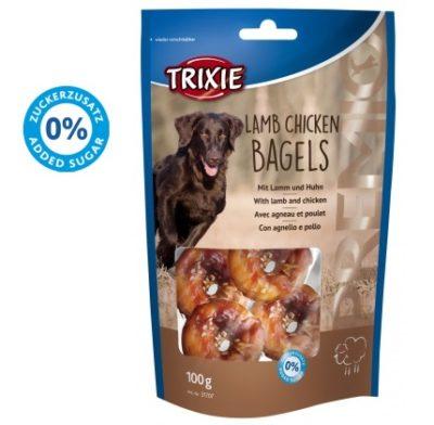 σνακ σκυλων Trixie Premio Lamb Chicken Bagels snack