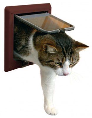 7991c39e7541 Trixie πορτακι με τουνελ για εισοδο εξοδο γατας