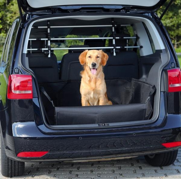 trixie καλυμμα πορτμπαγκαζ σκυλου αυτοκινητου με ψηλα τοιχωματα