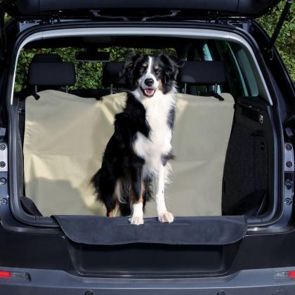 καλυμμα πορτ μπαγκαζ αυτοκινητου σκυλου της Trixie