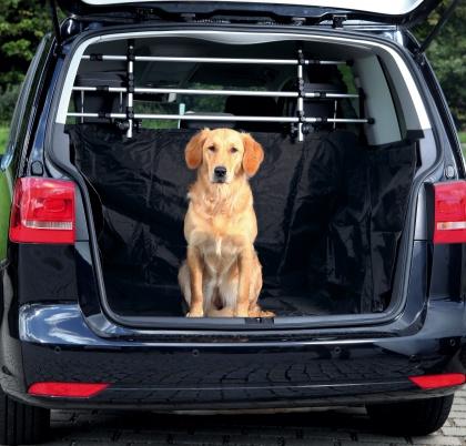 καλυμμα χωρου αποσκευων αυτοκινητου σκυλων Trixie protective car boot