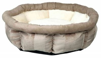 κρεβατια στρογγυλα σκυλων και για γατες Leona της Trixie